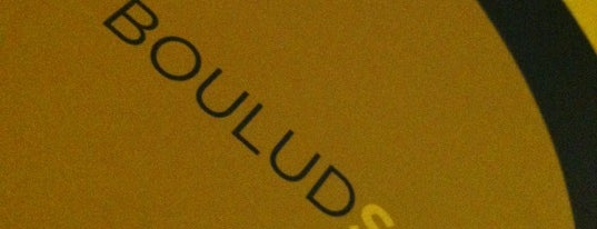 Boulud Sud is one of places.