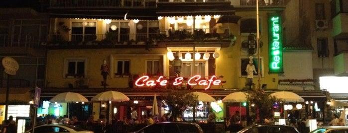 Cafe Cafe is one of Denenenler :).