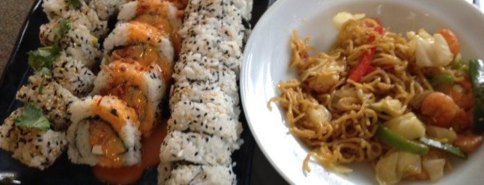 Ichiban Sushi Bar & Japanese Cuisine is one of Bon Appetit Black Hills.