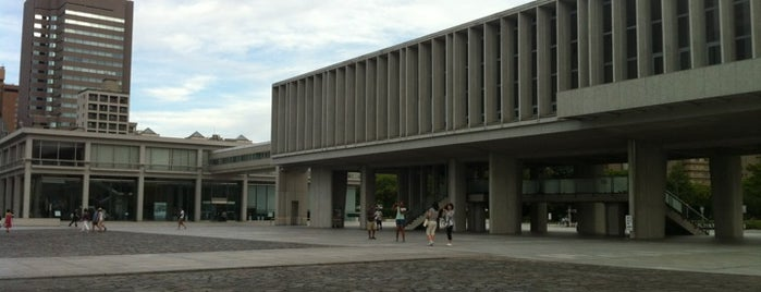 Hiroshima Peace Memorial Museum is one of Tempat yang Disukai Chris.