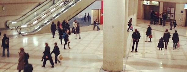 Westfield Forum des Halles is one of Paris.