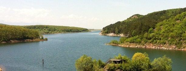 Язовир Огняново (Ognyanovo Dam) is one of Kaladan'ın Beğendiği Mekanlar.