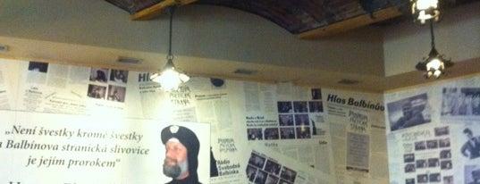 U Balbínů is one of StorefrontSticker #4sqCities: Prague.