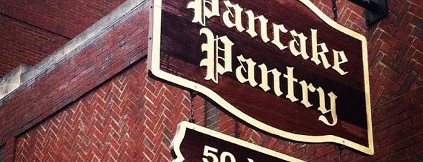 Pancake Pantry is one of Nashville.