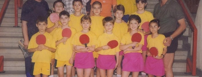 WA Table Tennis Center is one of Christine: сохраненные места.