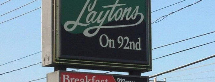 Laytons On 92nd is one of Kate'nin Beğendiği Mekanlar.