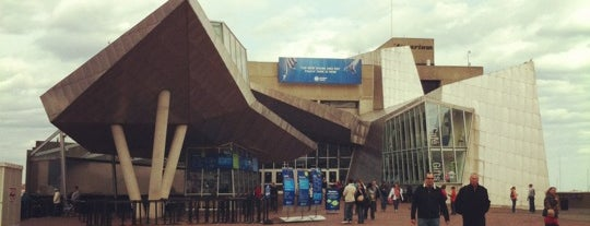New England Aquarium is one of Partners in Preservation-Boston.