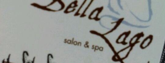 Bella Lago Salon and Spa is one of Tempat yang Disukai Eric.