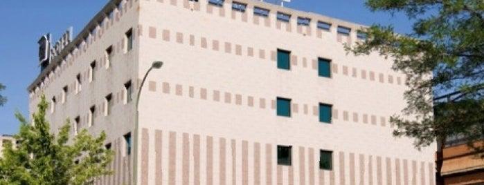 Hotel NH Madrid Barajas Airport is one of Hoteles en España.