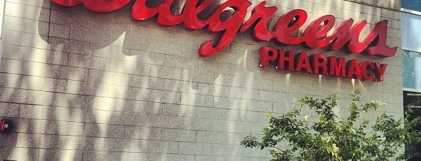 Walgreens is one of Shopping around town.