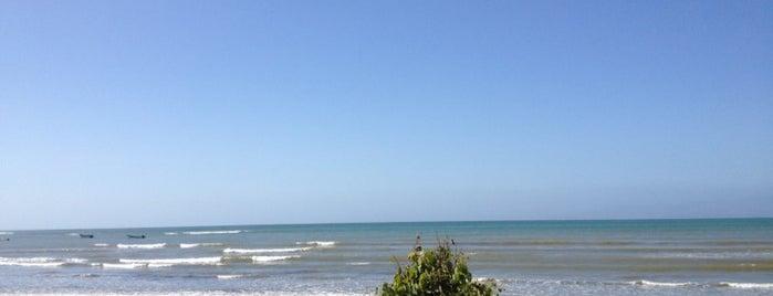 Playa Punta Banda is one of Ensenada.mx.