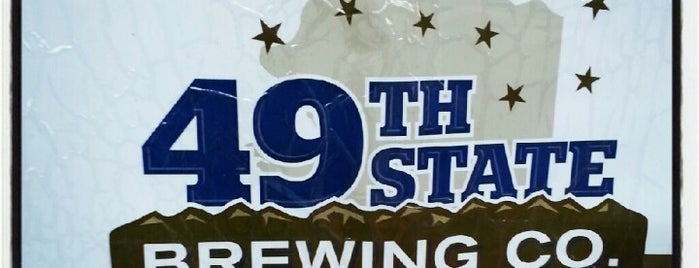 49th State Brewing Co. is one of Denali.