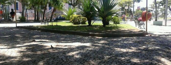 Praça Castro Alves (Praça da Irene) is one of Tempat yang Disukai Fabinho.