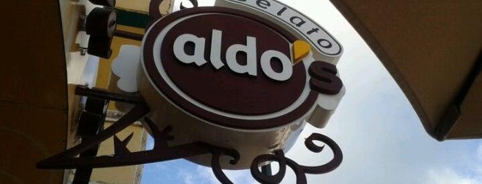 Gelateria aldo's is one of Lugares favoritos de Yolis.