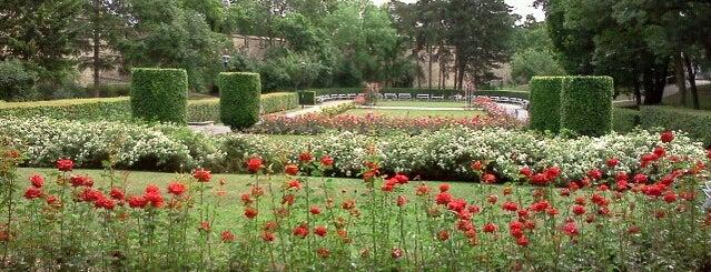 Petřínské sady | Petřín Gardens is one of StorefrontSticker #4sqCities: Prague.