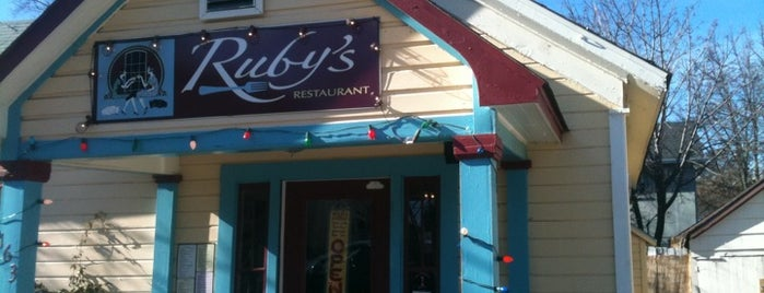 Ruby's is one of West Coast Road Trip.