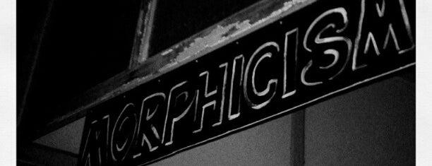 Morphicism is one of Locais curtidos por Sophie.