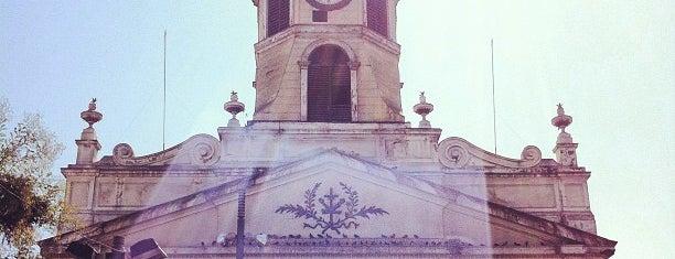 Iglesia y Convento de la Recoleta Franciscana is one of [S]antiago.