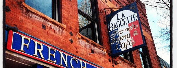 La Baguette Bakery is one of Colorado High.