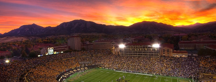 Folsom Field is one of concert venues 1 live music.