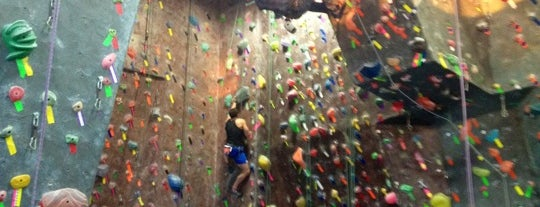 Brooklyn Boulders is one of New York Noms and Things.