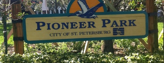 Pioneer Park is one of Locais curtidos por N.