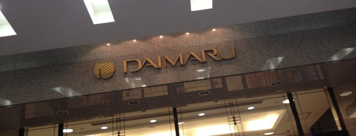Daimaru is one of KIX.