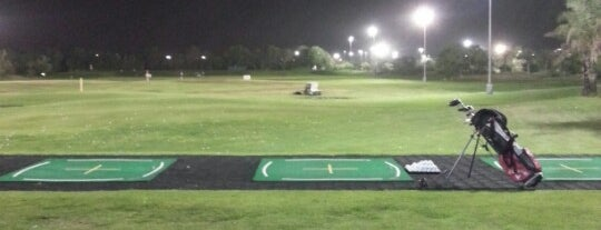 Emirates Golf Club is one of Round of golf anyone?.