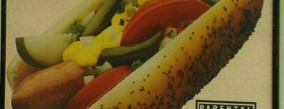 Lulu's Hot Dogs is one of Grub.