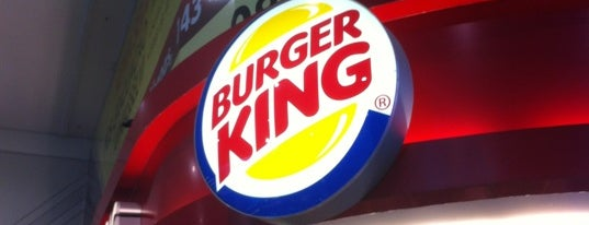 Burger King is one of Shopping Neumarkt.