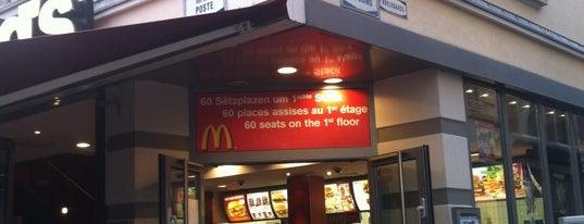 McDonald's is one of Posti che sono piaciuti a Lauma.