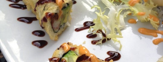 Mizu is one of Where to eat and drink downtown.