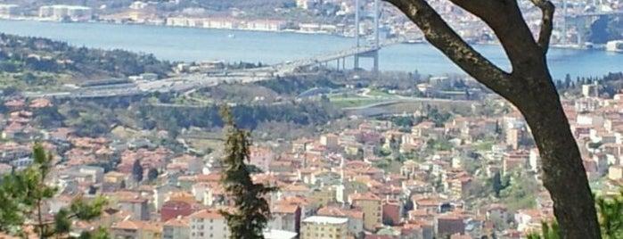 İBB Çamlıca Sosyal Tesisleri is one of Gizemliさんの保存済みスポット.