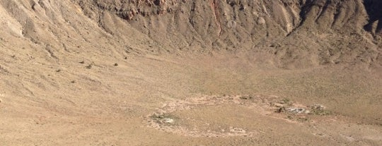 Meteor Crater Visitor Center is one of Route 66 Roadtrip.