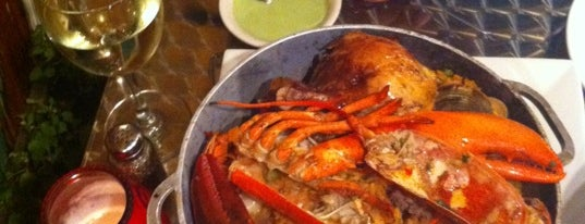 Chimu Peruvian Cuisine is one of Restaurants TODOs: NYC.