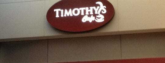 Timothy's Cafe is one of Pendik.