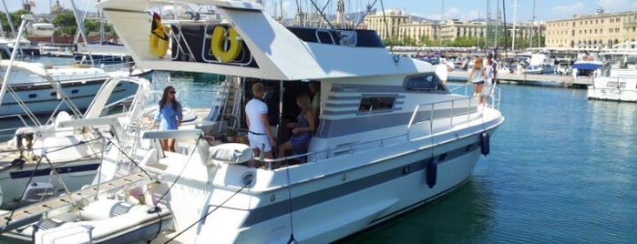 OneOcean Port Vell Barcelona is one of Barcelona City Guide.