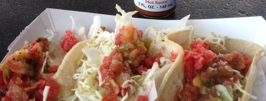 Best Fish Taco in Ensenada is one of Must-visit Mexican Restaurants in Los Angeles.