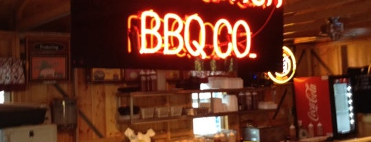 Pittsburgh Barbecue Company is one of Restaurants To Visit.