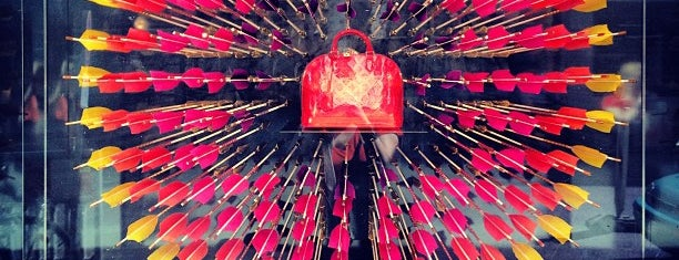 Louis Vuitton is one of Berlin.