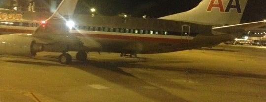 Flughafen Dallas Fort Worth (DFW) is one of Writing Nooks.