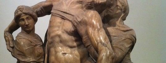Museo dell'Opera del Duomo is one of 101 posti da vedere a Firenze prima di morire.
