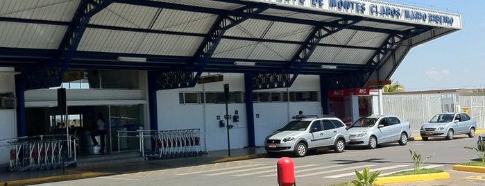 Aeroporto de Montes Claros /  Mário Ribeiro (MOC) is one of Orte, die Kyara gefallen.