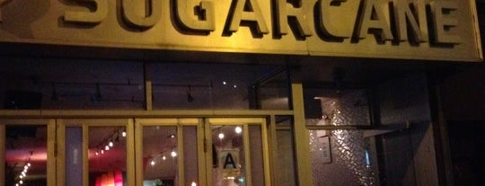 Sugarcane is one of 200 Black-Owned Restaurants in NYC.