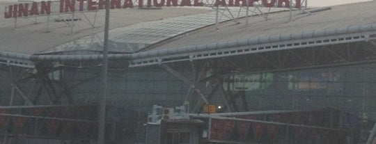 Jinan Yaoqiang International Airport (TNA) is one of Ben's list for Airports.