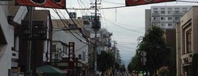材木町 よ市 is one of 盛岡市.