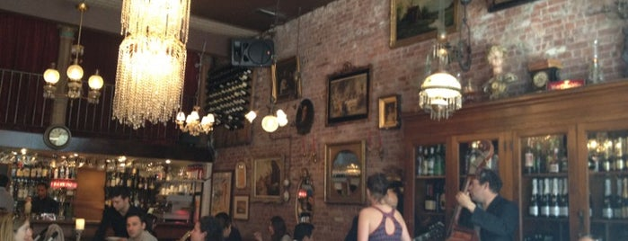 Antique Garage is one of Restaurants nyc.