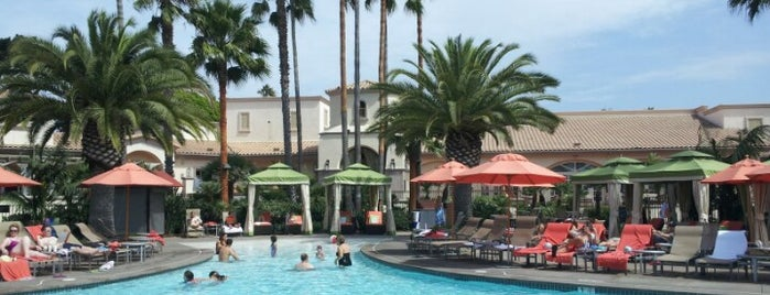 Hilton San Diego Resort & Spa is one of Restaurants.