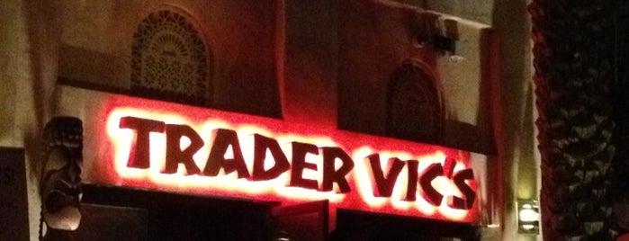 Trader Vic's is one of Dubai Restaurant-U Need 2 GO.