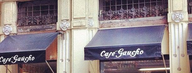 Café Gaúcho is one of Tempat yang Disimpan Careca.